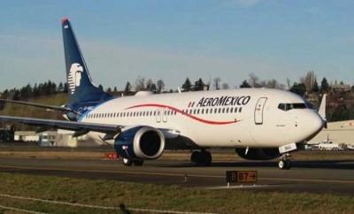 Important Statement from AeroMexico Regarding B737-8