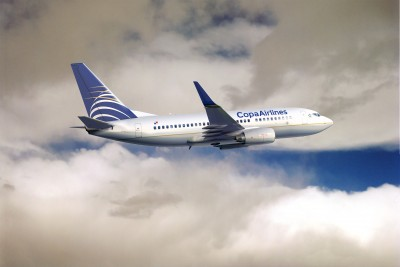 Copa Airlines - nr. 1 på punktlighed